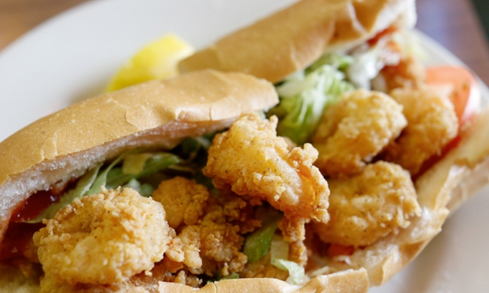 Ragin' Cajun - Multiple Locations: $22 for $40 Worth of Cajun Cuisine at Ragin' Cajun