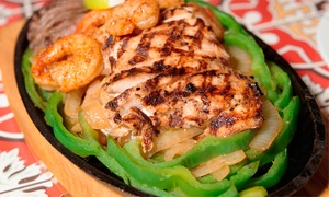 Fiesta Ole Mexican Restaurant: $25 for a Three-Course Dinner for Two at Fiesta Ole Mexican Restaurant (Up to $51.46 Value)