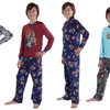 Freshlook Boys' 2-Piece Pajama Set