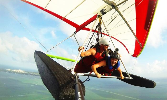 Hang Glide Miami - Northeast Coconut Grove: $99 for a Tandem Hang Gliding Flight from Hang Gliding Miami ($179 Value)