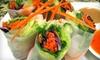 Freshly Thai - Downtown Brampton: $15 for $30 Worth of Thai Cuisine and Drinks at Freshly Thai
