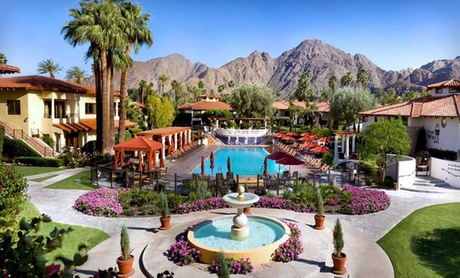 4-Star Resort at Base of Santa Rosa Mountains