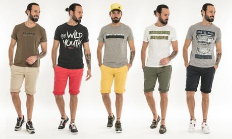 Pantalones cortos American People