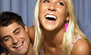 The iLove Team: $249 for a Two-Hour Basic Photo-Booth Rental from The iLove Team ($500 Value)
