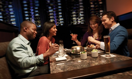 Two-Course Dinner for Two or Four at Melting Pot (Up to 45% Off)