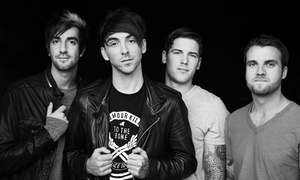 All Time Low and Sleeping with Sirens: All Time Low and Sleeping with Sirens on October 11 at 6 p.m.