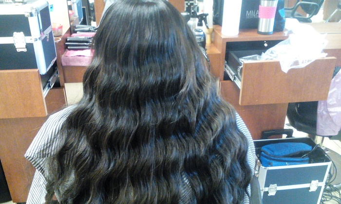 Gifted Handz - San Antonio: All-Natural Hair Smoothing and Conditioning Treatment from Gifted Handz (56% Off)