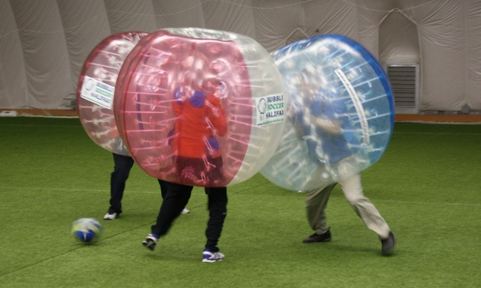 Bubble Soccer Halifax - Halifax: Up to 50% Off A Game of Bubble Soccer at Bubble Soccer Halifax