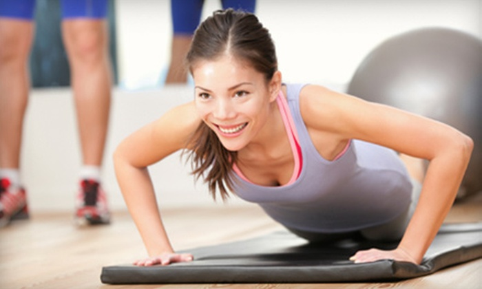 Gateway Hills Health Club - Nashua: One-Month Membership or One or Two Months of Unlimited Personal Training at Gateway Hills Health Club (Up to 87% Off)
