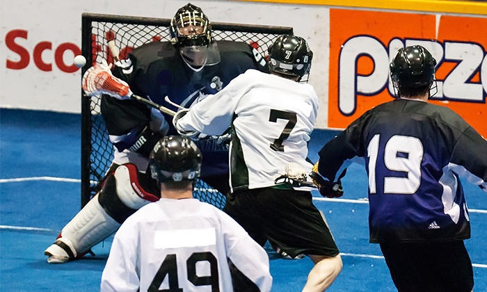 Arena Lacrosse League Showcase Tour - Sun National Bank Center: $10 for One Ticket to the Arena Lacrosse League Showcase Tour at Sun National Bank Center on August 22 ($31.50 Value)