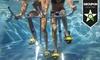 Aquabiking en Nuevos Ministerios