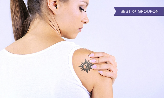 Severn River ENT Plastic and Laser Surgery - Severn River ENT Plastic and Laser Surgery: Tattoo Removal at Severn River ENT Plastic and Laser Surgery (Up to 76%Off). 3 Treatment Area Sizes Available.
