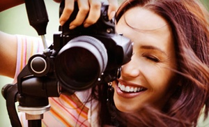 $59 For A Three-hour Digital-photography Class At Lightscapes Photography ($125 Value)