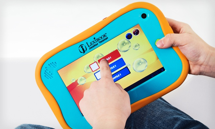 Lexibook Junior Tablet: $125 for a Lexibook Junior Tablet ($149.97 List Price). Free Shipping and Free Returns.