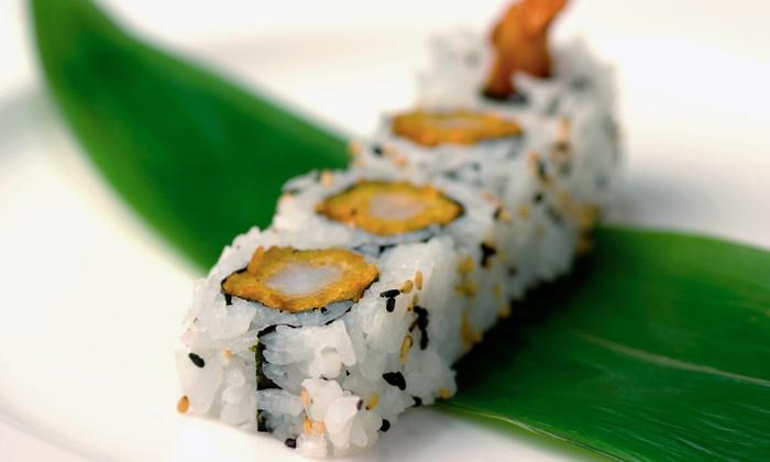 Katakana Sushi Bar - Logan Square: Japanese Cuisine for Dinner at Katakana Sushi Bar (45% Off). Two Options Available.