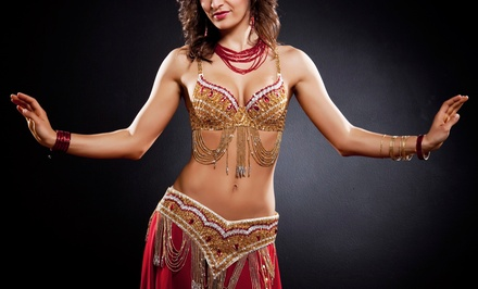 Eight-Class Beginner Belly-Dance Course or Five Belly2Abs Fitness Classes at Belly2Abs (Up to 75% Off)