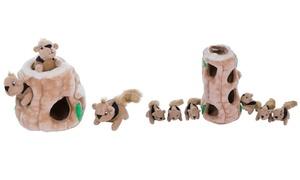 Outward Hound Hide-A-Squirrel Dog Toy