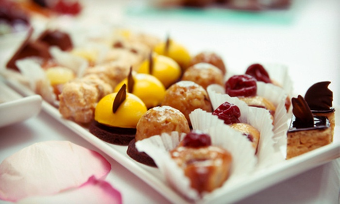 Custom Catering - Murray: Dessert and Beverage Bar for Up to 50 or Up to 100 People from Custom Catering (Up to 62% Off)