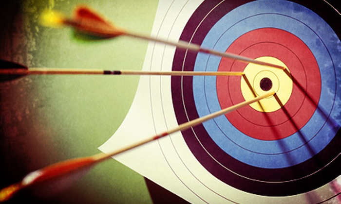 Banger's Sport Shop - Leisuretowne: Two Hours of Archery-Range Time, or Two-Hour Archery Lesson with Instructor at Banger's Sport Shop (Half Off)