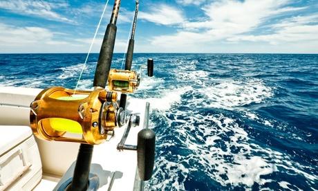 Excursión en barco para pescar para una o dos personas desde 29,95 €