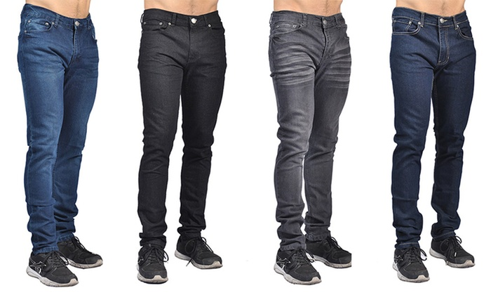 Indigo People Men's Fashion Jeans