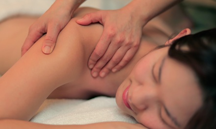 Up to 48% Off Massages and foot reflexology at La Moon Thai Spa
