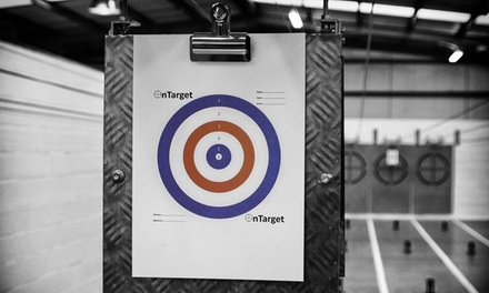 OnTarget Indoor Air rifle range