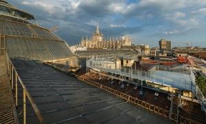 HIGHLINE GALLERIA: Passeggiata panoramica sul tetto della Galleria Vittorio Emanuele II di Milano