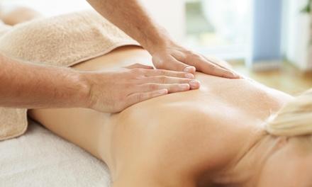 A 60-Minute Deep-Tissue Massage at Body Renew Massage (50% Off)