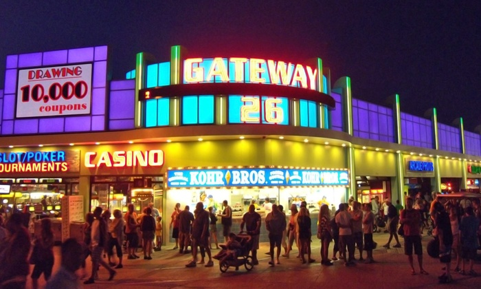 Gateway 26 Casino - Gateway 26 Casino Arcade: $30.99 for a Visit for Two to Gateway 26 Casino ($65 Value)