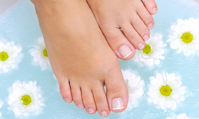Foot Health Center - Pawcatuck: Laser Toenail-Fungus Removal for One or Two Feet at Foot Health Center (Up to 57% Off)