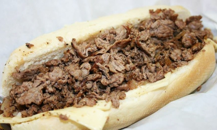 Big Daddy's Famous East Coast Cheese Steaks - Downtown Hemet: $11 for $20 Worth of Cheesesteaks at Big Daddy's Famous East Coast Cheese Steaks