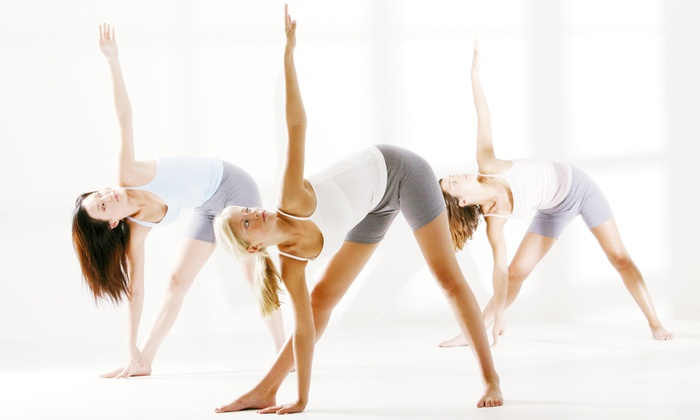 Oxygen Yoga and Fitness - Langley - Northwest Langley: $49 for a One-Month Pass for Unlimited Yoga at Oxygen Yoga and Fitness - Langley ($132 Value)