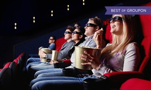 Apple Cinemas Fresh Pond 10: Movie and Popcorn for Two or Four Adults or Two Adults and Two Kids at Apple Cinemas (Up to 47% Off)