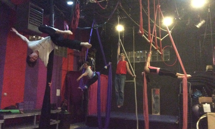 SkyZ the Limit - Big Sky Works: One-Day Circus Arts Course at SkyZ the Limit (50% Off)