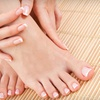 Up to 54% Off Mani-Pedi and Massage