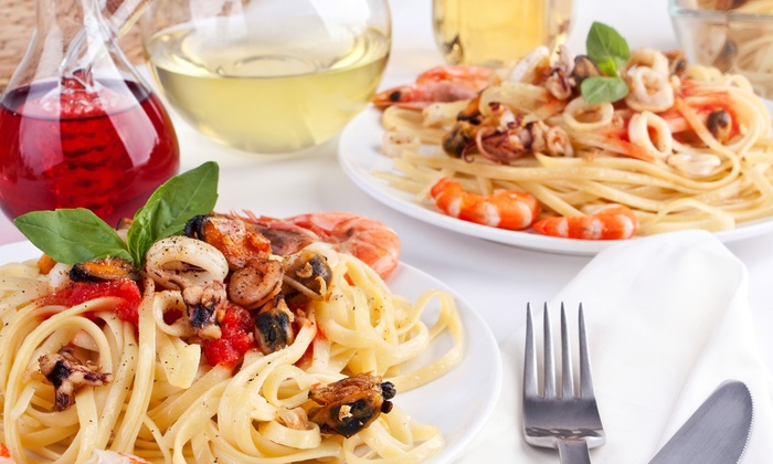 Andrea's Restaurant - Lakewood: Italian Cuisine Sunday-Thursday or Friday-Saturday at Andrea's Restaurant (Up to 48% Off)