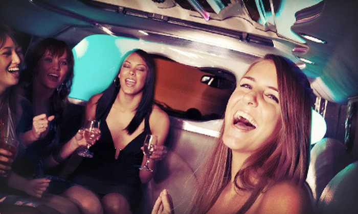 Take Me Out: Mixology Limo Tour for Two, Four, Six, or Eight with Onboard Cocktails from Take Me Out (Up to 72% Off)
