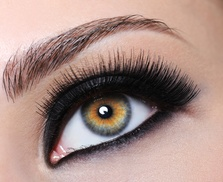 Beauty luxe salon: Full Set of Eyelash Extensions at Beauty Luxe Salon (45% Off)