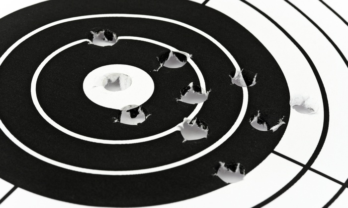 The Gun Vault - South Jordan: Shooting-Range Outing for One or Two at The Gun Vault (Up to 50% Off)