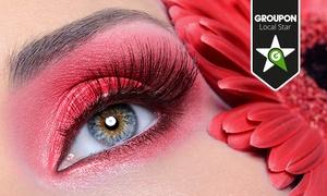 Salon La Beaute: Wimpernverlängerung mit 70 Wimpern pro Auge, optional mit Refill, im Salon La Beauté ab 39,90 € (bis zu 71% sparen*)