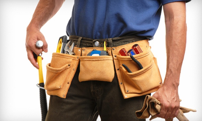 CB DESIGN - Mountain View: 2, 4, or 10 Hours of Handyman Services from CB DESIGN in Mountain View (76% Off)