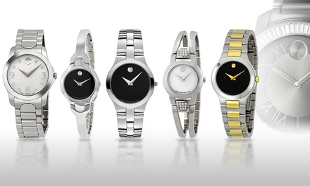 Movado Women's Swiss Watch Collection