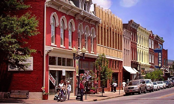Franklin on Foot - Historic Franklin: Haunted Walking Tour for One or Two from Franklin on Foot (Up to 42% Off)