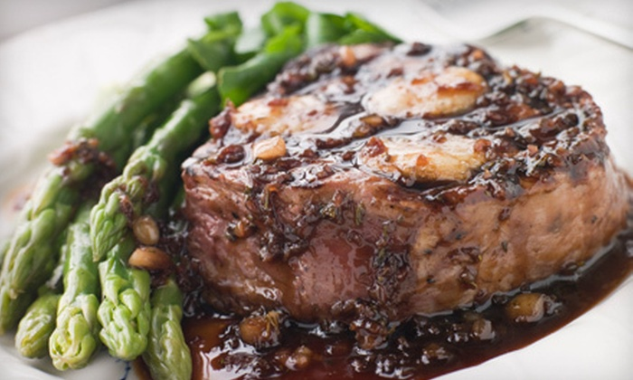 Pace's Steak House - Hauppauge: $30 for $60 Worth of Aged Steaks and Seafood at Pace's Steak House in Hauppauge
