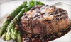 Pace's Steakhouse - Hauppauge: $30 for $60 Worth of Aged Steaks and Seafood at Pace's Steak House in Hauppauge