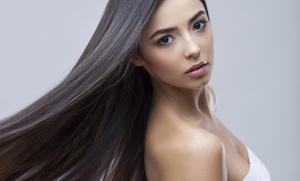 Tratamiento alisador de queratina y sesión de peluquería por 59,95 €