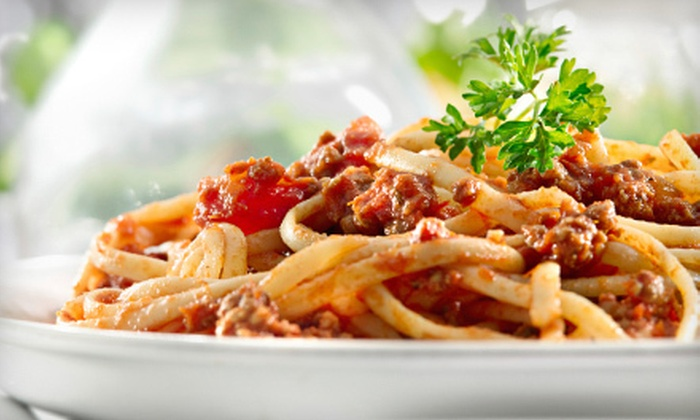 Cuzzin's Cafe - Orland Park: Italian Food and Drinks at Cuzzin's Italian Comfort Food (Half Off). Two Options Available.