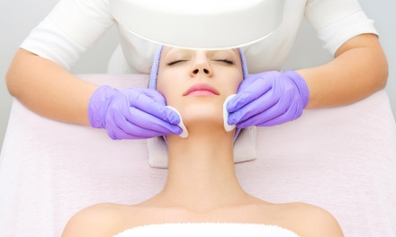 Up to 71% Off Customized Facials at Laura at Crown Day Spa