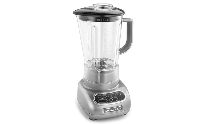 Kitchenaid 5 Speed Blender kitchenaid ksb560cu 5-speed blender | groupon